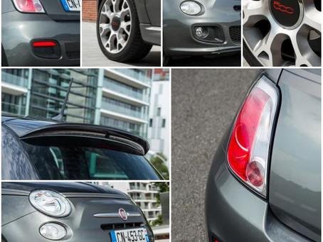 Fiat 500 GQ : Pour les mâles urbains du 21eme (2013)