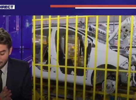 N° 50 Renault: les voitures qui sortiront de l'usine Flins seront bientôt toutes d'occasion