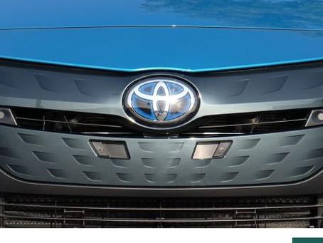N°116-Une Toyota équipée d'une batterie à l'état solide en 2021