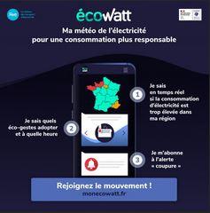N°88 RTE lance Ecowatt pour éviter les coupures d'électricité cet hiver