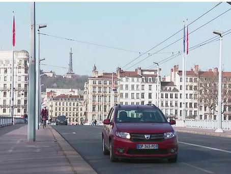 N°203-  Circulation différenciée va se reproduire à Lyon et dans les grandes villes