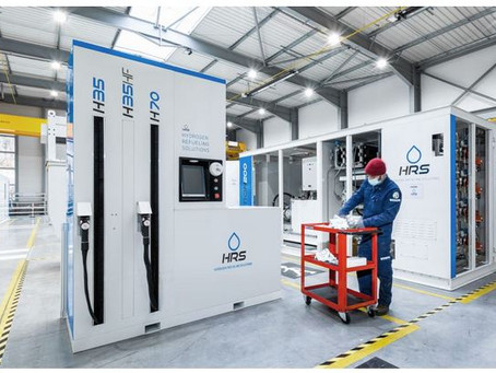 N° 179- Une nouvelle société hydrogène d'Auvergne-Rhône-Alpes s'apprête à entrer en Bourse