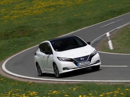 N°94 La Nissan Leaf fête ses 10ans en étant mieux équipée et en allant plus loin