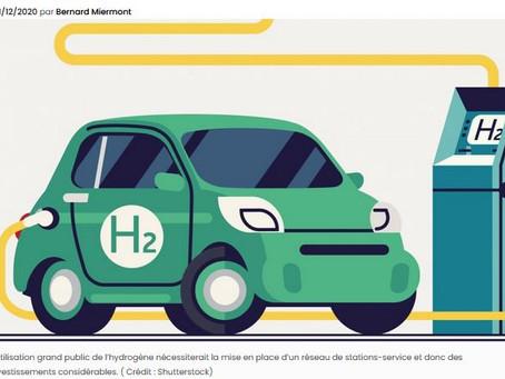 N°114- Voiture à hydrogène : bonne ou mauvaise idée ?