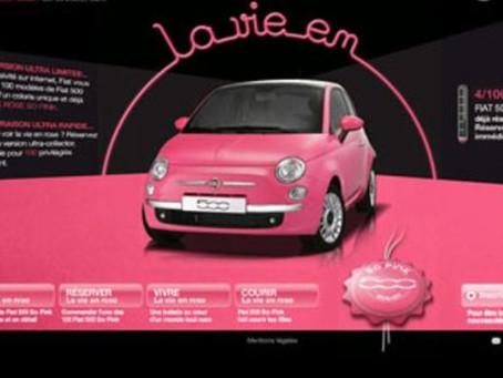 N° 39 La vie en rose (2009)