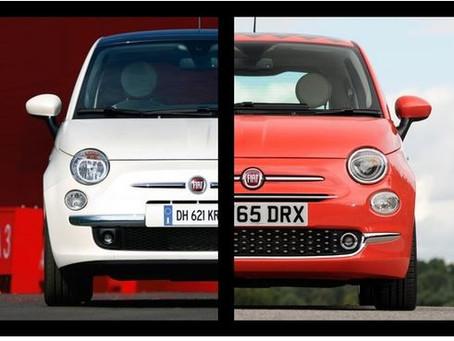 """N°156  Avant/après 2015: tout savoir sur la """"nouvelle génération"""" de la Fiat 500"""