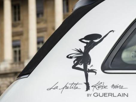 N° 183 La série spéciale La petite Robe noire by Guerlain (2014)