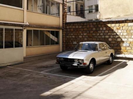 N° 216- La Peugeot 504 passe à l'électrique