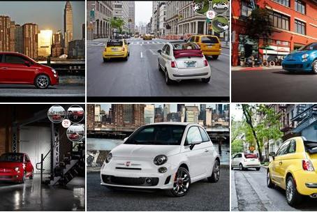 N°127 Arrêt de la Fiat 500 aux USA en 2020