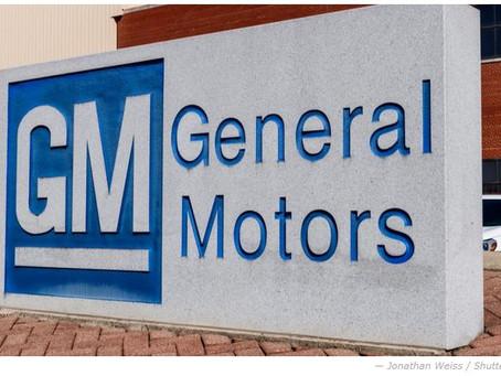 N° 165 CES 2021 : General Motors dévoile son projet de voiture volante