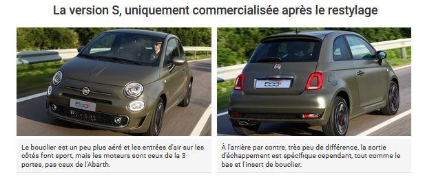 avant/après 2015- Fiat 500 sport -retrofit-car