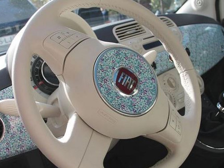 N° 184-Fiat 500 Liberty Art Fabrics (2012-2013)