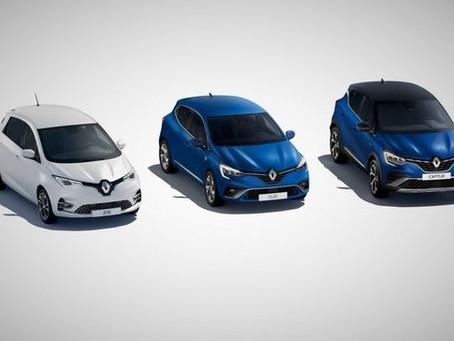 N°136 Renault : le prix des ZOE, Clio et Captur E-Tech en hausse
