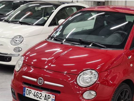 N°146 Marché auto : en 2020, les Français ont préféré l'achat en occasion et surtout la 500!