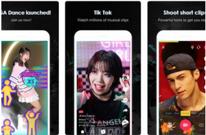 Kids love the challenges on the TikTok app. Credit: South China Morning Post