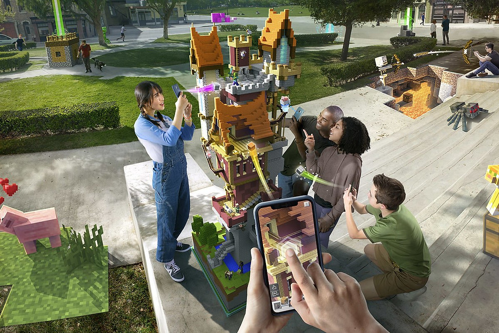 Will Minecraft Earth change the gaming landscape for kids?