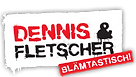 Dennis & Fletscher: Blämtastisch!, Dennis & Gnasher: Unleashed! Logo in German