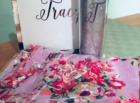 3 Fabulous Gift Ideas for your Bridal Party