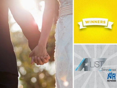 Voted NH's A-List BEST WEDDING PLANNER!!