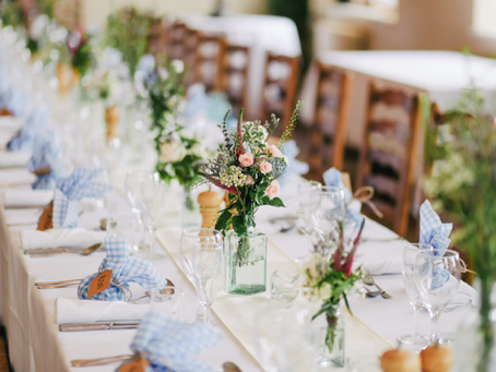 5 Ways to Eliminate the Stress of Planning a Wedding