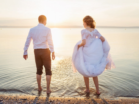 Sun, Sand and Shoreline – Nuptials Worth Planning For…