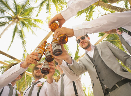 Three Great Ideas for Non-Traditional Groomsmen Outfits