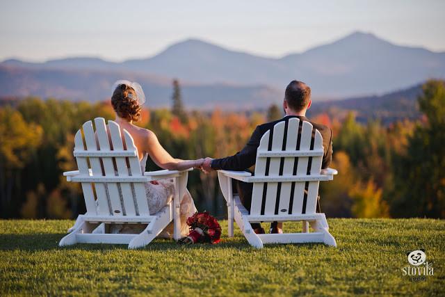 October wedding Mountain View Grand