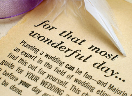 8 Considerations When Creating the Wedding Guest List