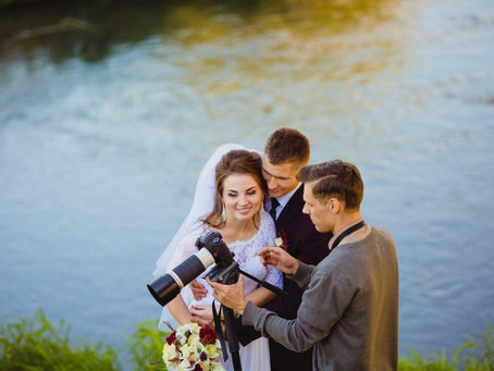 5 Tips for Choosing the Right Wedding Photographer