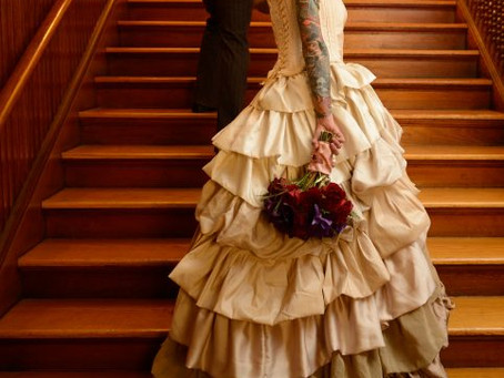 New England Weddings – Steampunk Inspiration Styled Shoot