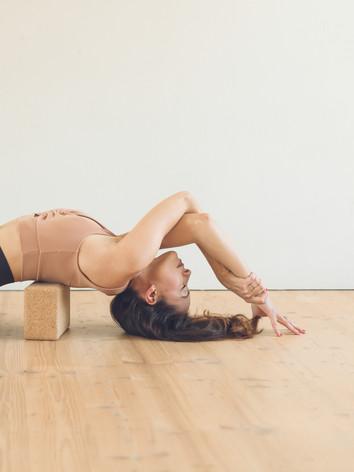 Kanhona Yoga mit Isabelle Stüssi