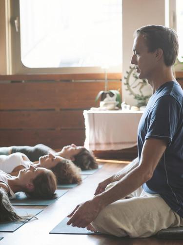 Jivamukti Yoga mit Karl Straub