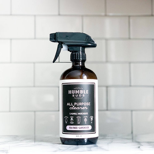 Humble Suds All Purpose Cleaner - Teatree & Lavender