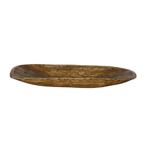 Rustic Dough Bowl