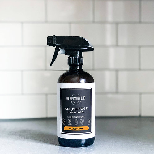Humble Suds All Purpose Cleaner - Orange & Clove