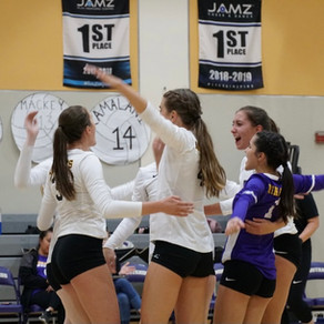 Volleyball Adapts to Covid-Friendly Conditioning