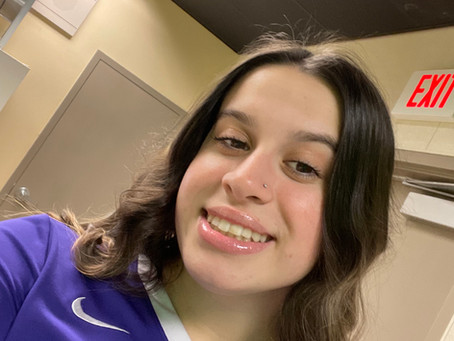 Senior Spotlight: Kalissa Ortega