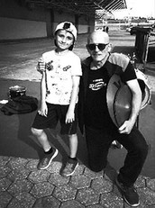 Mike-&-KID-BW.jpg