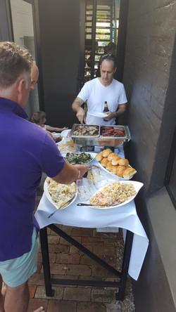 BBQ Buffet Sunday Lunch