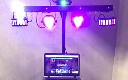 Sound & Light station