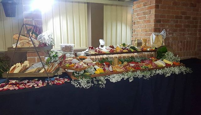 More than just a bbq catering business, we do these delicious anti-pasto and cheese boards and platt