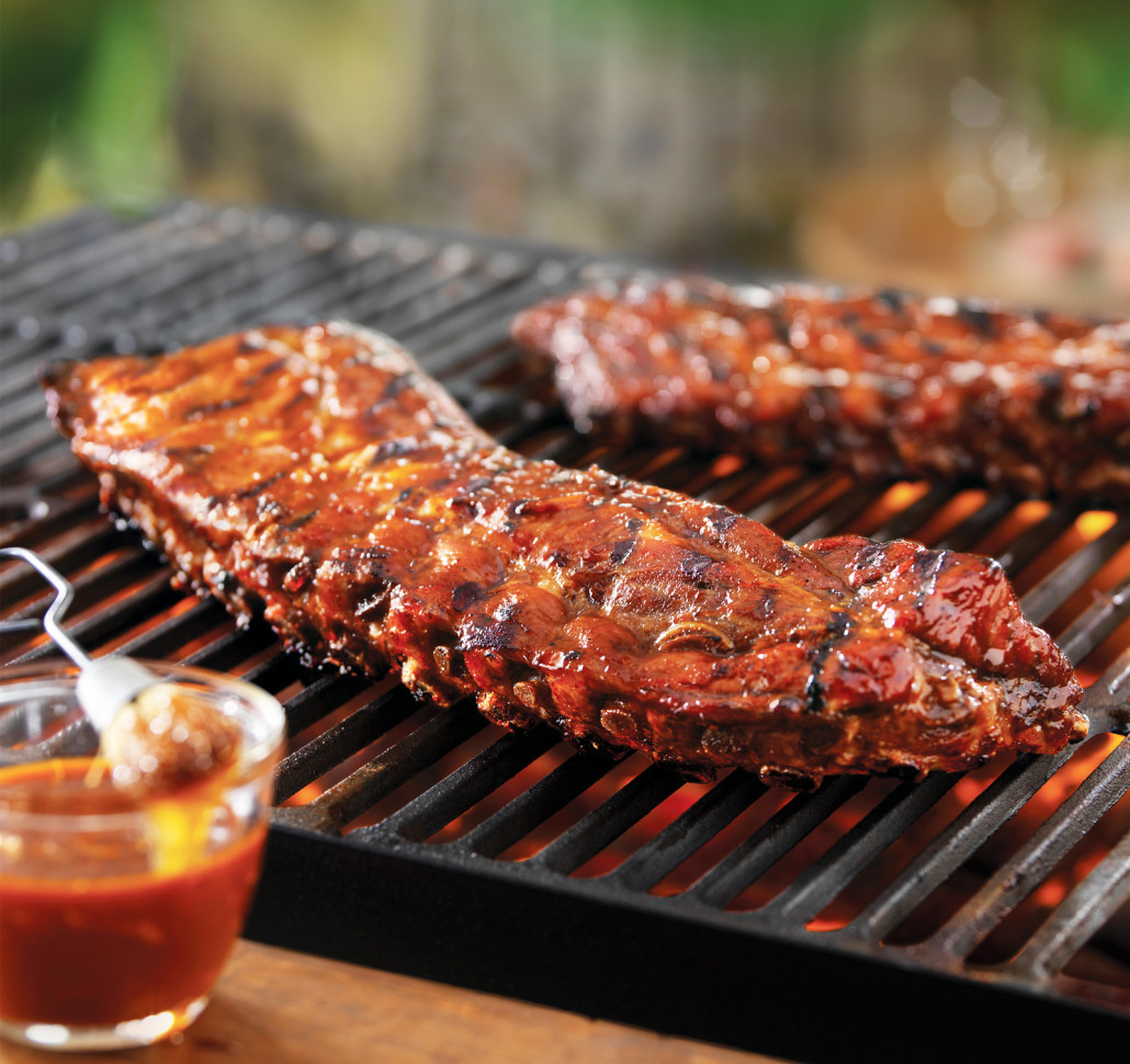 USA BBQ Pork Ribs
