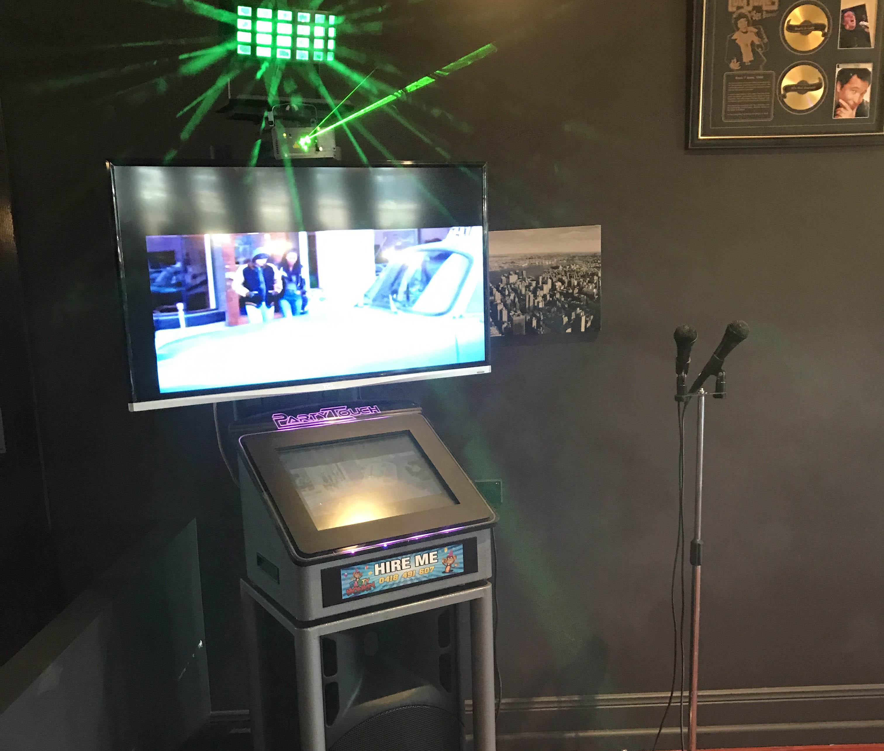 Jukebox/Karaoke Systems