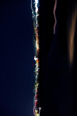 光とドライブ