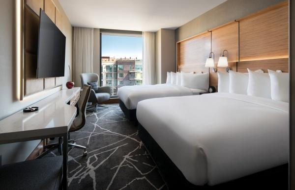 Jacquard Hotel_Deluxe_Queen