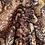 Thumbnail: Ruched Snake Skirt