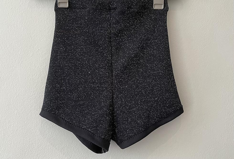Glitter Booty Shorts