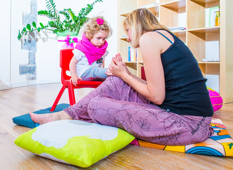 Calm the chaos and meltdowns with Reflexology for Kids.