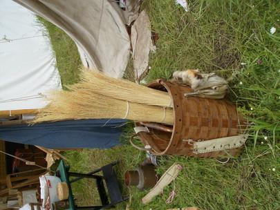PPR 2010 Wieppe Broom making wares