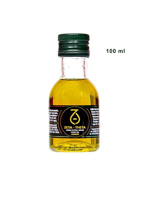 100 ml flint glass bottle